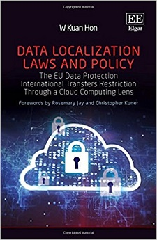 Kuan Hon, Data Localization Laws and Policy